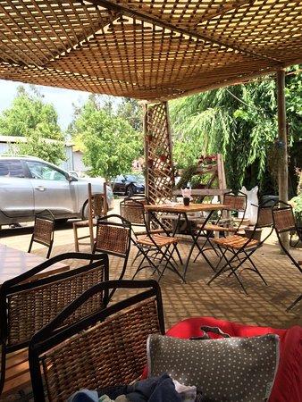 Comedor exterior - Picture of Restaurant LA PEPITA, El Monte ...