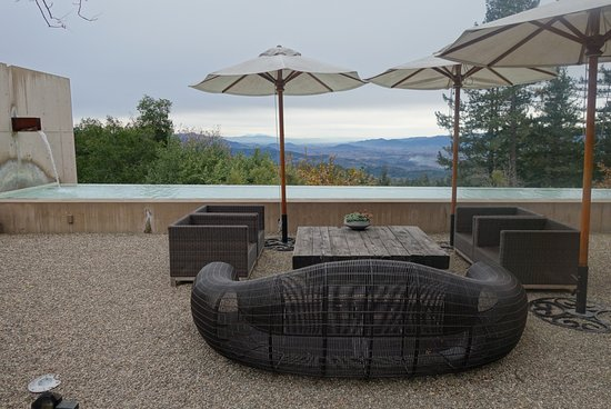 Angwin, Kalifornien: Elegant Spa-like design