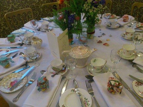 Dronfield, UK: Wedding Afternoon tea catering