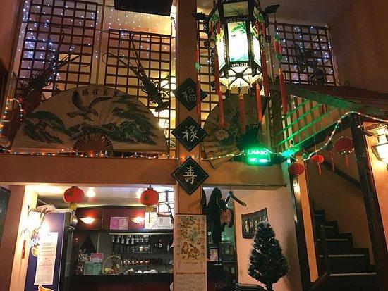 Le Petit Saigon : La décoration