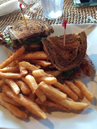 Poughkeepsie, NY: Grilled Chicken Sandwich