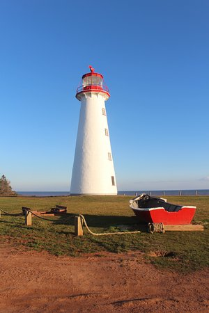 Belfast, Kanada: Point Prim Lighthouse