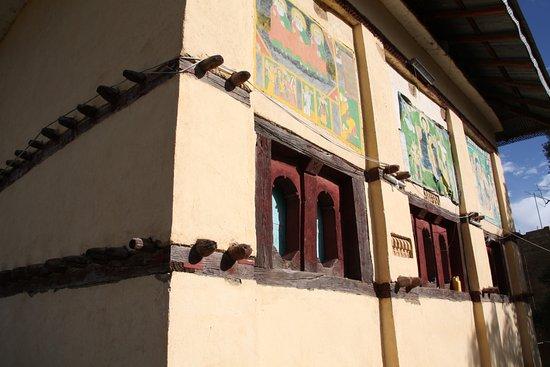 Tigray Region, เอธิโอเปีย: Site archéologique de Yeha - petit musée