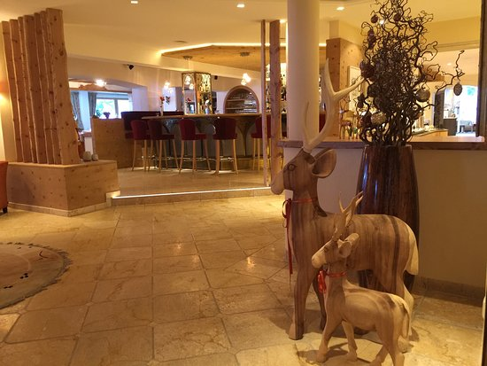 Hotel Gotthard-Zeit: Hall
