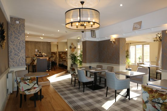 The County Hotel: Brasserie