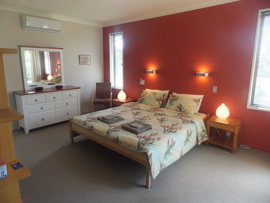Rolleston, New Zealand: Super-King Room