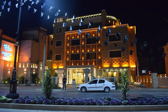 Excellent hotel at the heart of Shiraz