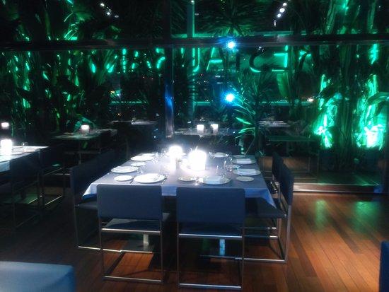 L'Hospitalet de Llobregat, Espagne : Restaurante Palmer