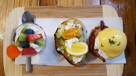 Elkhorn Roadhouse: The Breakfast Board - delicious