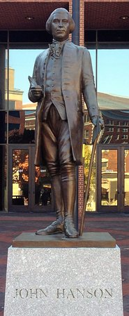Frederick, MD: 1st elected President.