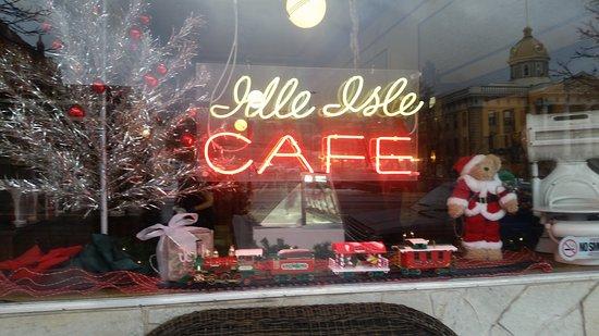 Brigham City, UT: Idle Isle Cafe
