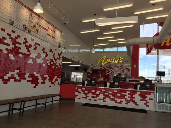 Sheridan, CO: Andy's Frozen Custard