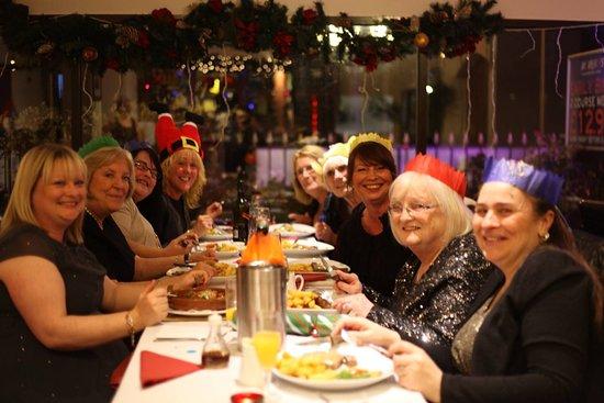 Moreno's: Christmas party at Morenos
