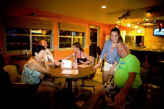 Milford, KS: Anchor Inn restaurant at Flagstop - open seasonally May through September