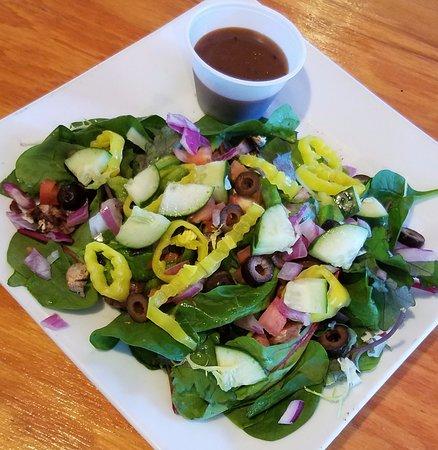 Ridgeland, Carolina Selatan: Garden Salad