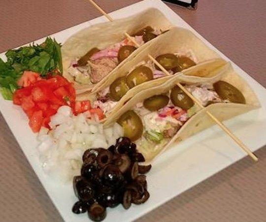 Ridgeland, Carolina Selatan: Shrimp & Slaw Tacos