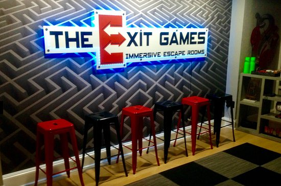 The Exit Games