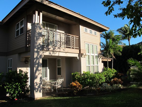 Aston Waikoloa Colony Villas: Exterior of 1401