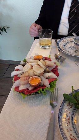 Cozes, France : fondue1