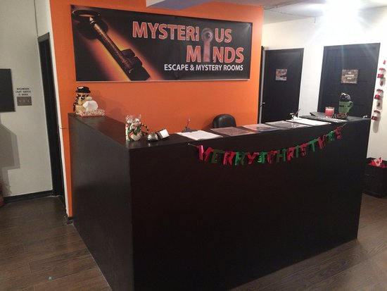Mysterious Minds Escape Rooms