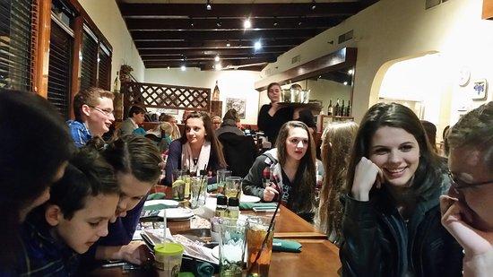 Olive garden elkhart menu prices restaurant reviews - Hilton garden inn elkhart indiana ...