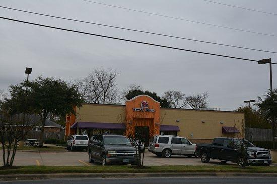 Mexia, เท็กซัส: Taco Bell