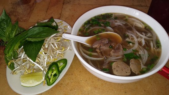 Duluth, Τζόρτζια: My hubby's Combination Pho