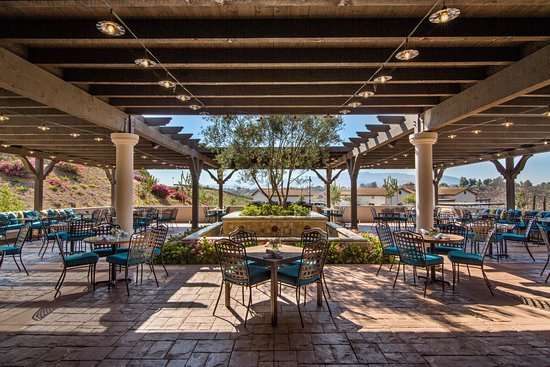 Temecula, Kaliforniya: Restaurant Outdoor Seating