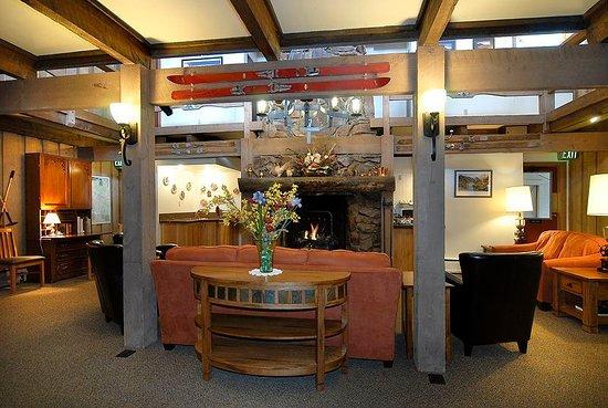 Cristiana Guesthaus: Lobby