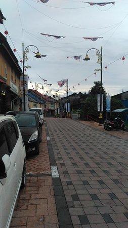 Kuala Terengganu, Μαλαισία: Kampung China (Chinatown)
