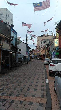 Kuala Terengganu, Malaysia: Kampung China (Chinatown)
