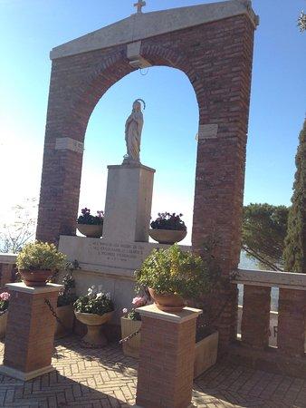 Sant'Angelo Romano, Italy: Belvedere Aldo Nardi