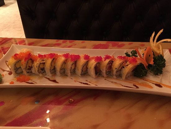 Port Saint Lucie, FL: Great new Thai and sushi restaurant