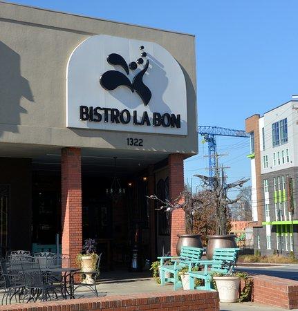 Bistro La Bon: Great Place for Sunday Brunch