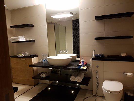 Bathroom Picture Of Kata Rocks Kata Beach TripAdvisor - Rocks in bathroom sink