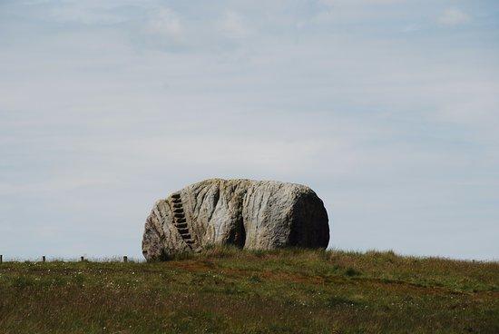 นอร์ท ยอร์กเชียร์, UK: The Great Stone of Four Stoned