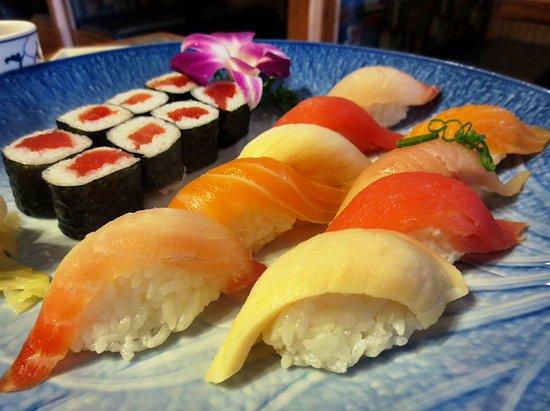 Greenfield, MA: Fresh sushi