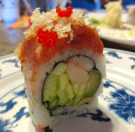 Greenfield, MA: Fantastic roll close-up