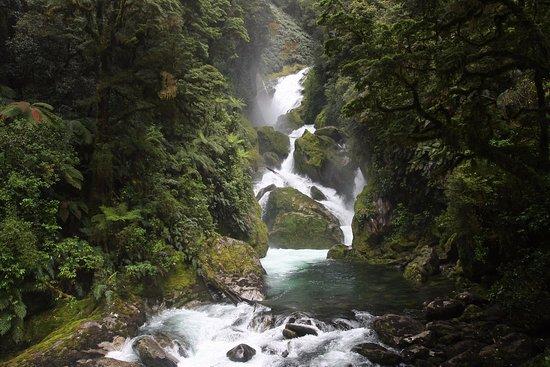 Queenstown, New Zealand: Mackay Falls