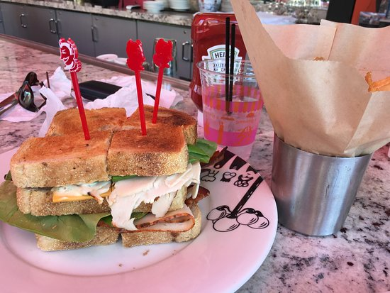 serendipity 3 tasty t blt with turkey and avacado