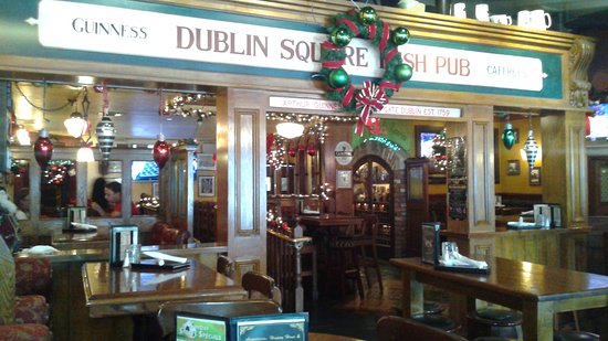 Dublin Square Pub Picture Of Dublin Square Pub San