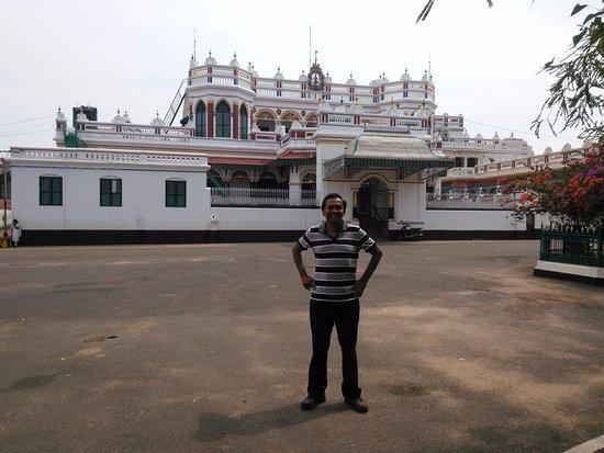 Chettiar Mansion: Chettinad Mansion