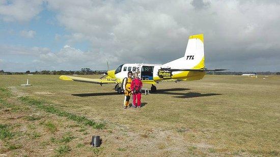 Kerikeri, New Zealand: All set to go!