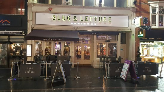 ‪Slug and Lettuce‬