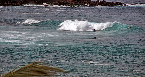 Atlantik Surf: на волну