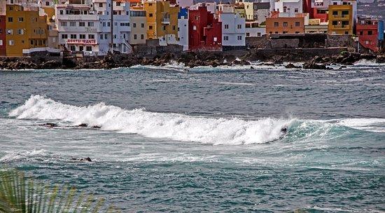 Atlantik Surf: у берега