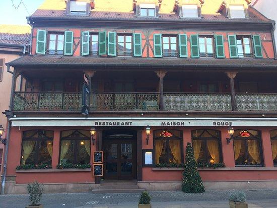 La Maison Rouge, Colmar - Restaurant Bewertungen, Telefonnummer ...