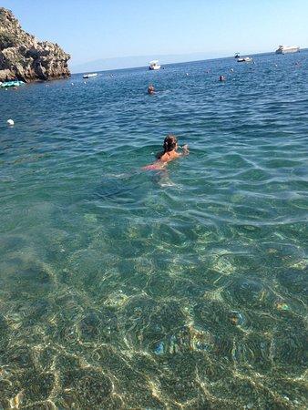 Lido La Pigna : beautiful sea