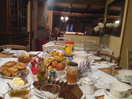 Tamajon, Spain: Mejor imposible