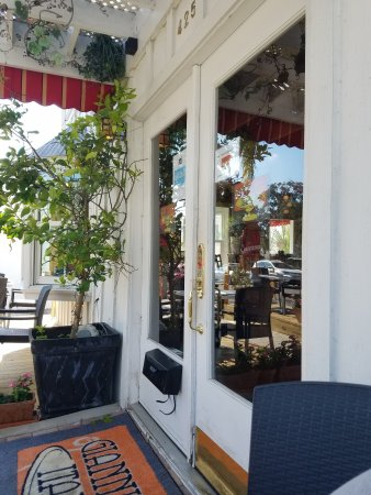 Cafe Gianni Mount Dora Fl